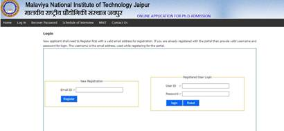 NIT, Jalandhar invites application for PhDprogramme