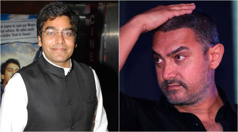 Aamir Khan, Aamir Khan intolerance, Aamir Khan At RNG awards, Aamir Khan Ramnath Goenka Awards, Ashutosh Rana, Aamir Khan on Intolerance, Aamir Khan remarks on intolerance, Entertainment news