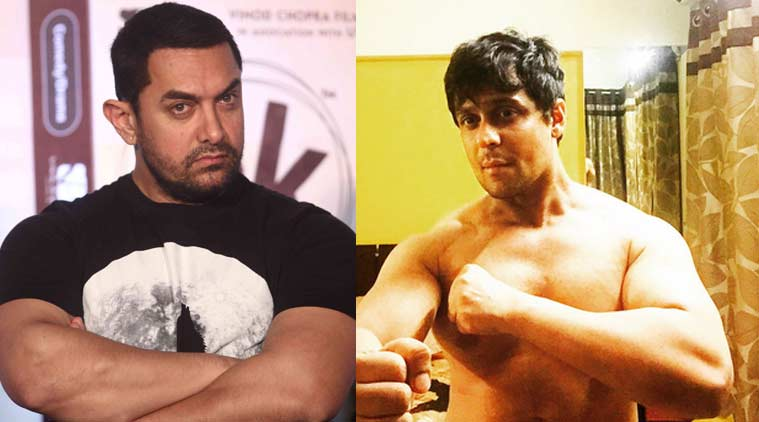 Aamir khan, Dangal, Ranjha Vikram Singh, Vikram Singh Dangal