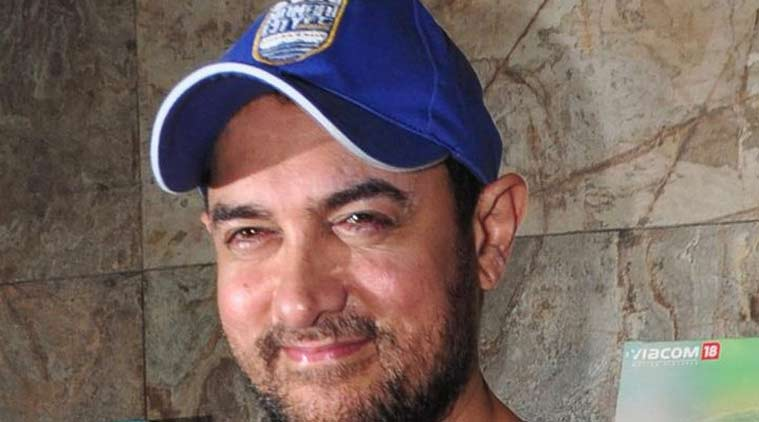Aamir Khan, Aamir Khan Dangal, Aamir Khan Pune, Aamir Khan Dangal shoot Pune