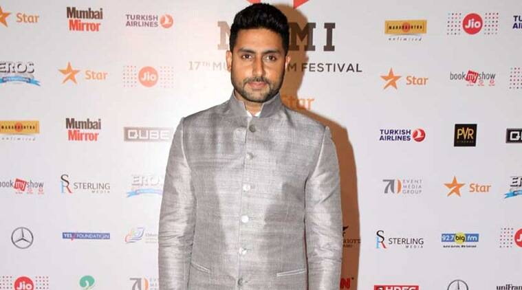 Abhishek Bachchan, Abhishek Bachchan twitter, Abhishek Bachchan twitter followers, Abhishek Bachchan films, Abhishek Bachchan upcoming films, Abhishek Bachchan fans, Abhishek Bachchan father, Amitabh Bachchan, Chennai team in Indian Super League (ISL), entertainment news