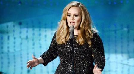 I was nervous  to perform on 'X Factor':Adele