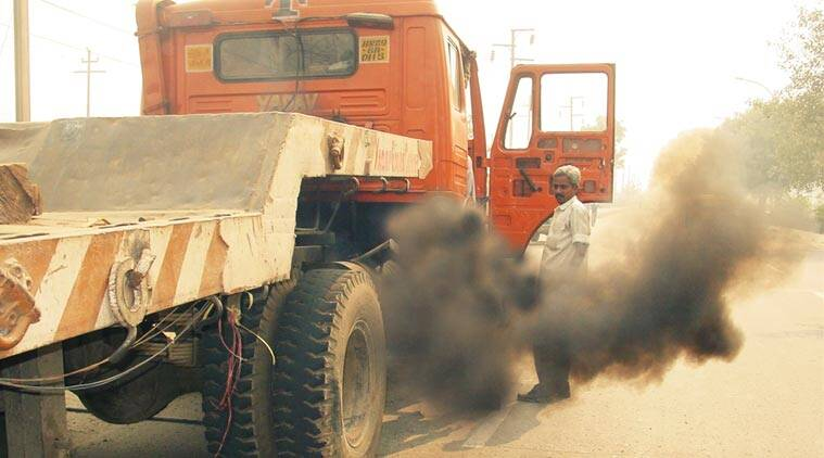 the growing concerns over pollution from automobile emissions Lee, debbie martin, mike moore  environmental concerns in  india has some of the heaviest air pollution in the world due to an enormous amount automobile.