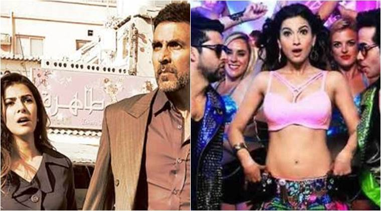 Akshay's 'Airlift' and the adult comedy 'Kyaa Kool Hai Hum 3', releasing on January 22.