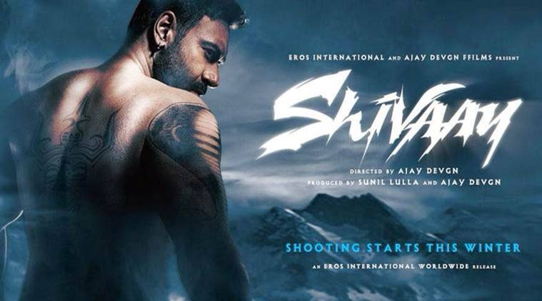 Ajay Devgn, Shivaay, Ajay Devgn Shivaay, Ajay Devgn in Shivaay, Ajay Devgn Shivaay Film, Ajay Devgn Shivaay movie, Ajay Devgn upcoming Movie, Entertainment news