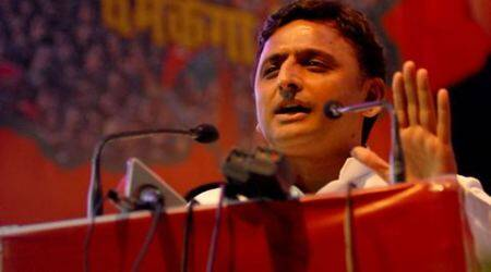 akhilesh yadav, akhilesh government, uttar pradesh government, tax from films, right to information, indian express