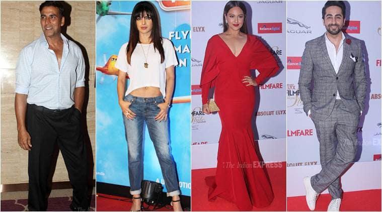 Akshay Kumar, Priyanka Chopra, Sonakshi Sinha, Ayushmann Khurrana, Guild Film Awards, Kapil Sharma, Entertainment news