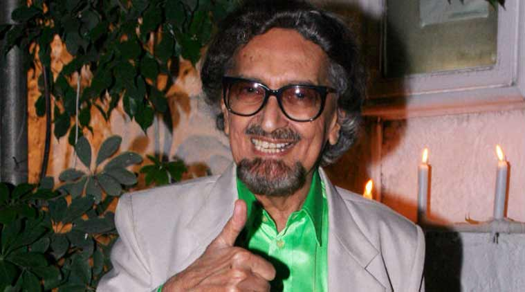 English theatre personality Alyque Padamsee