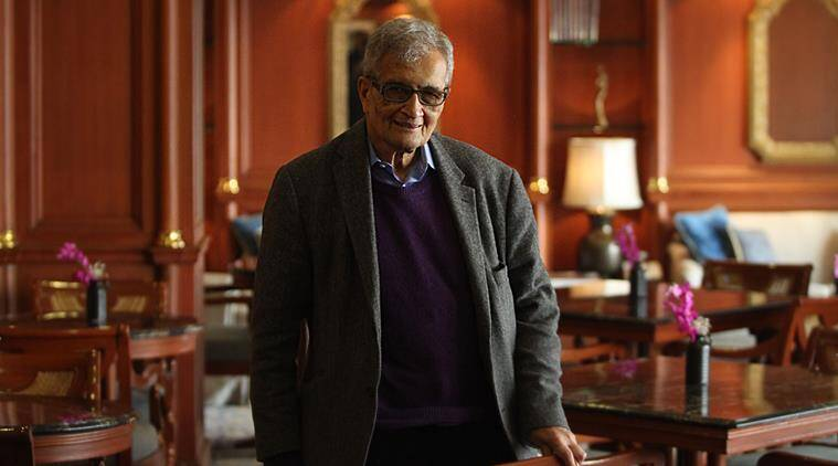 Those without education, toilets have reason to agitate, to (disqualify) them is unclear thinking :   Dr Amrtya Sen, Nobel laureate