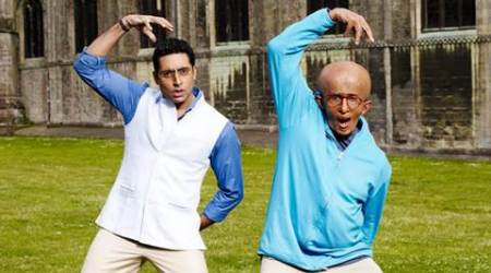 Amitabh Bachchan looks back at 'Paa' moments