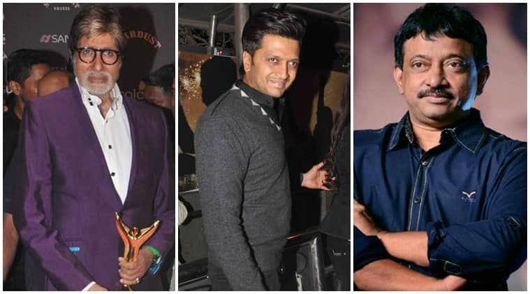 Amitabh Bachchan, Riteish DEshmukh, Ram Gopal Varma, Killing Veerappan, Killing Veerappan trailer, Killing Veerappan movie trailer, Entertainment news
