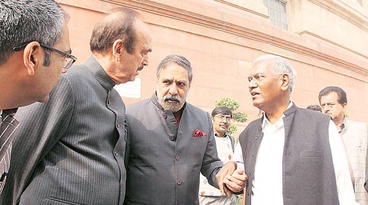 sonia gandhi, rahul gandhi, Mukhtar Abbas Naqvi, sonia national herald case, anand sharma, swamy national herald case, national herald case, india news, rajya sabha news