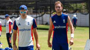 At first sight I thought 'she is beautiful': Jimmy Anderson on pace-mate Stuart Broad