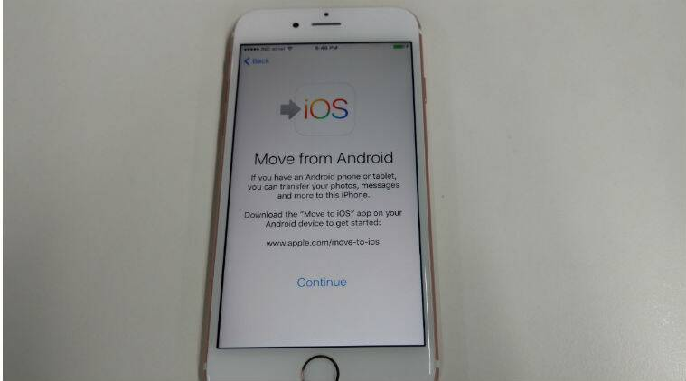 Android to iOS: Apple makes switching ecosystems easier than