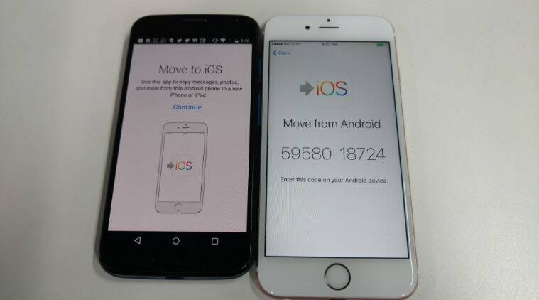 Apple, iPhone, iOS, Android, switch to iOS, Android iOS switch, switching to iOS problems, Apple devices, Android phones, transfer Android data to iOS phone, Apple ID, create Apple ID, data transfer from Android to iOS, technology, technology news