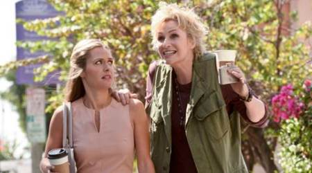 Jane Lynch, Angel from Hell, actress Jane Lynch, Jane Lynch tv comeback, Jane Lynch Angel from Hell, entertainment news