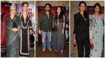 angry indian goddesses, angry indian goddesses screening, Waheeda Rehman, Arshad Warsi, Maria Goretti, Kabir Khan, Mini Mathur, Sandhya Mridul, Anushka Manchanda, Rajshri Deshpande, Pavleen Gujral, Sarah Jane Dias, Pan Nalin, Sunidhi Chauhan, Harman Bajwa, entertainment, bollywood