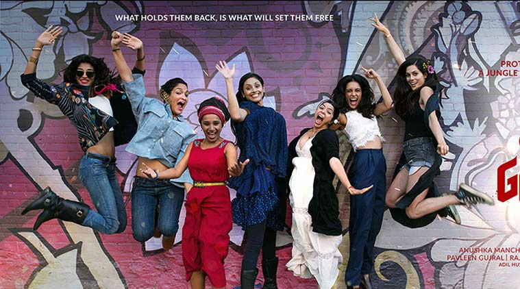 Angry Indian Goddesses review, Angry Indian Goddesses movie review, Angry Indian Goddesses