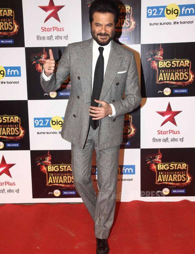 Anil Kapoor, Big Star entertainment awards