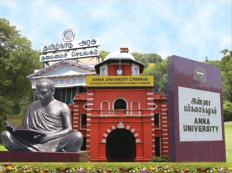 Nada, anna university, anna university exams, au exam date, annauniv.edu, www.annauniv.edu, cyclone nanda, chennai rain, education news, indian express