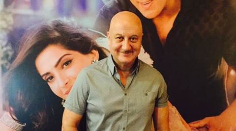 Anupam Kher, Anupam Kher films, Anupam Kher and politics, Anupam Kher wife, actress-politician wife Kirron Kher, entertainment news