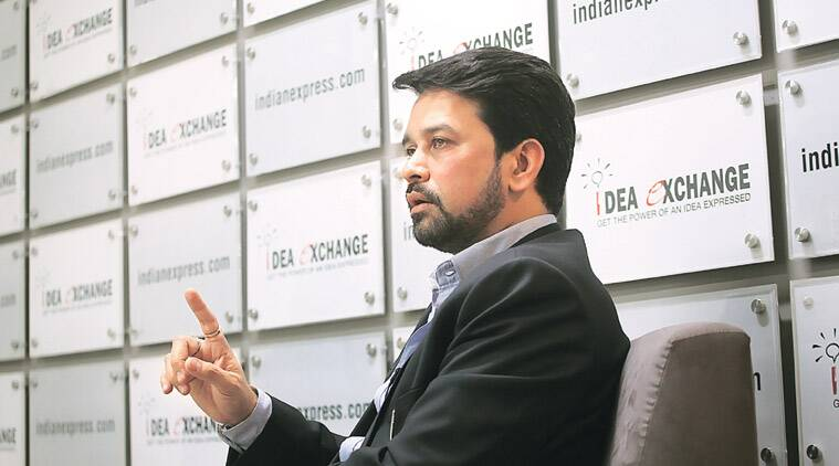 Anurag Thakur's U-turn: Can't play with Pakistan, people are dying on border