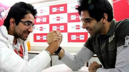 Aparshakti Khurrana takes his own decisions, says brother Ayushmann Khurrana