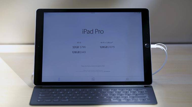 Apple Ipad Pro Launched In India At Rs 67 900  Apple