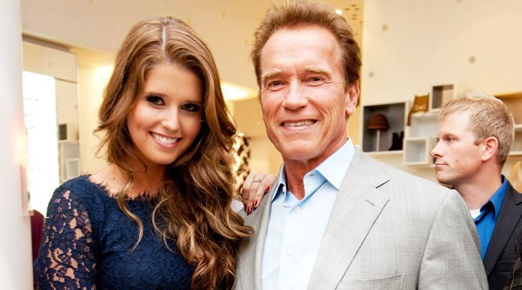 Arnold Schwarzenegger, Arnold Schwarzenegger daughter, Katherine Schwarzenegger, Arnold Schwarzenegger's daughter Katherine, Arnold Schwarzenegger's daughter Katherine Lifestyle Website, Entertainment news, Arnold Schwarzenegger's daughter Katherine launches lifestyle website