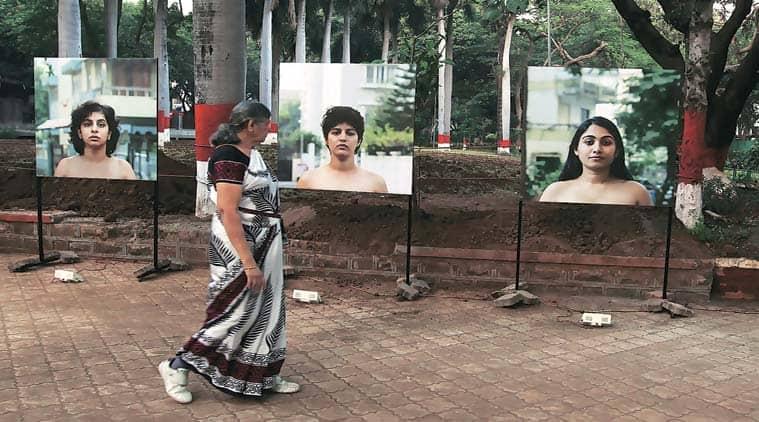 art exhibition, pune art exhibition, tapan pandit, out of context, pune news