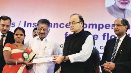 Arun Jaitley calls for need to bring large population under insurancecover