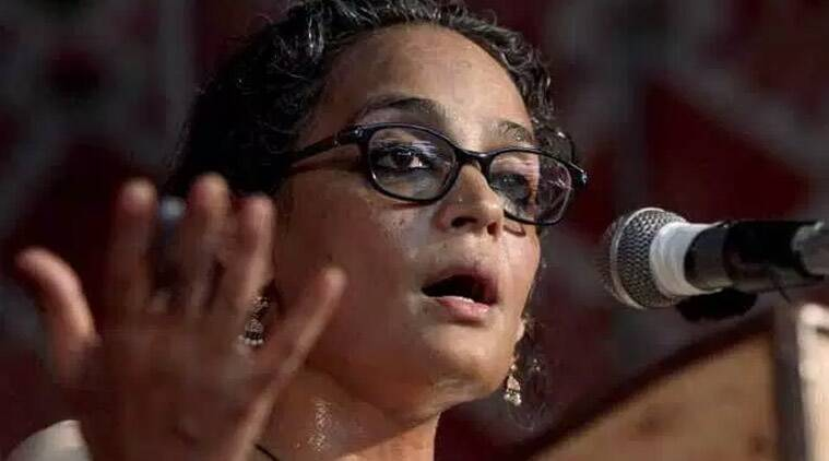 arundhati roy, arundhati roy new fiction, arundhati roy new book, the god of small things, The Ministry of Utmost Happiness, indian express news, indian express
