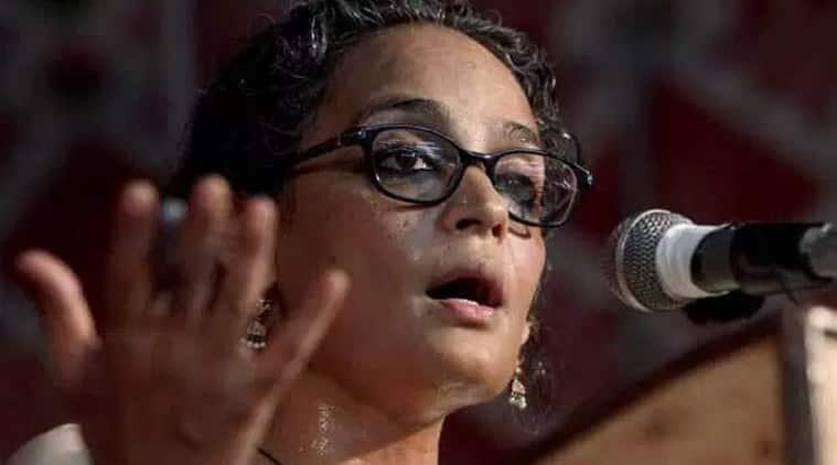 ARUNDHATI Roy, author arundhati roy, bombay high court, arundhati bombay high court, arundhati court notice, delhi university, arundhati delhi university, arundhati latest news