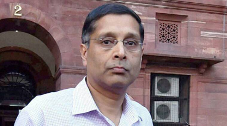 economic review, Arvind Subramanian, UPA government, GDP growth, Narendra Modi government, ieeditorial