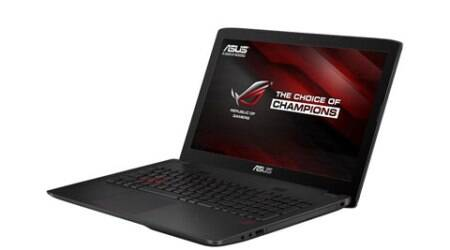 Asus ROG GL552JX, Asus ROG GL552JX gaming notebook, Asus gaming notebook, Asustek, Asus gaming notebook, Asus India, Asus ROG GL552JX specs, Asus ROG GL552JX price, Asus ROG GL552JX India launch, technology, technology news