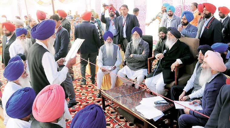 Parkash Singh Badal, punjab news, punjab parkash, chandigarh news, parkash visit, punjab cm, news, india news, latest news