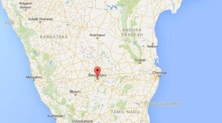 Bengaluru: One killed as truck goes out of control on busy Mysore Road