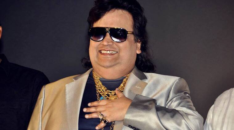 Bappi Lahiri animated song, Bappi Lahiri Hollywood debut, Bappi Lahiri animation dubbing debut, Bappi Lahiri character in Moana, Bappi Lahiri songs, Bappi Lahiri hollywood songs, Bappi Lahiri Disney movie, Bappi Lahiri news, Bappi Lahiri updates, bollywood news, bollywood updates, entertainment news, indian express news, indian express