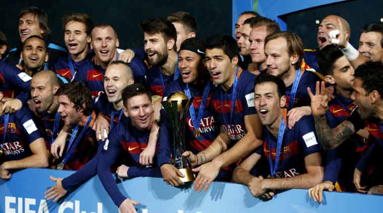 Lionel Messi, Luis Suarez, River Plate, Barcelona, Club World Cup, Lionel Messi Barcelona, Barcelona Lionel Messi, Football News, Football
