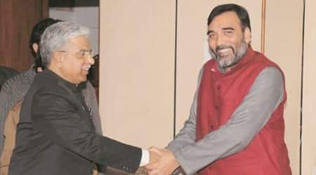 odd even policy, delhi transport minister, gopal rai, BS bassi, AAP government, odd even formula