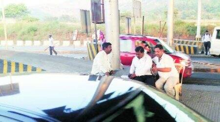 Khed Shivapur and Aanewadi: 'Strict monitoring at toll booths can streamlinetraffic'