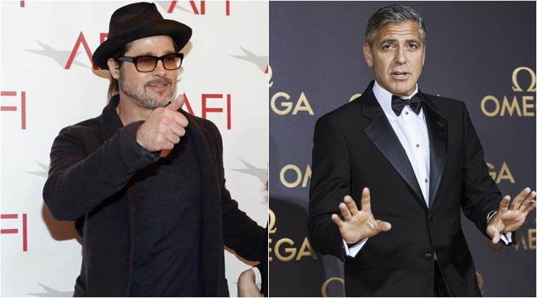 Brad Pitt, George Clooney, Brad Pitt George clooney, Brad Pitt Movie, george Clooney Movies, Brad Pitt The Big short, george Clooney The Big Short, Entertainment news