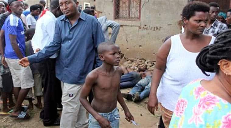 burundi, attack in burundi, political violence in burundi, people dead in burundi, people shot dead, world news