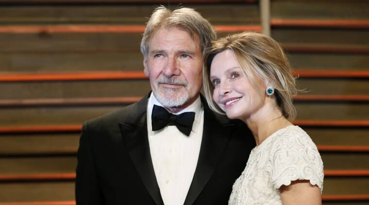 Harrison Ford learning to text: Calista Flockhart | Entertainment
