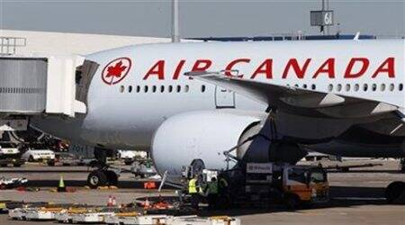 Air Canada flight lands in Calgary after strongturbulence