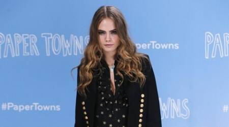 Guitar was a special Christmas gift: CaraDelevingne