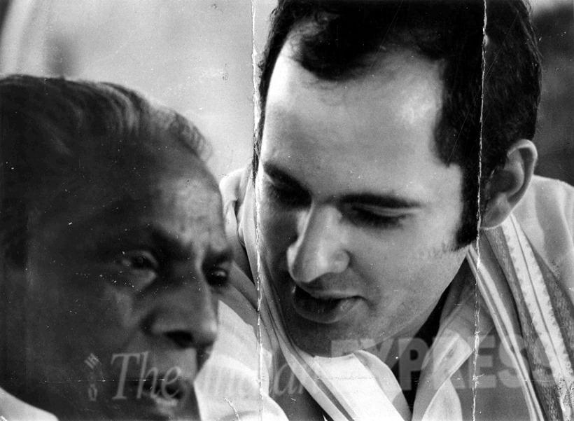 Sanjay Gandhi, Sanjay Gandhi Pics, Sanjay Gandhi Photos, Sanjay Gandhi Images, Sanjay Gandhi Birth Anniversary, Sanjay Gandhi Archives photos, Sanjay Gandhi Archives Pics, Sanjay Gandhi Indian Express, Indian Express Archives, Indian Express