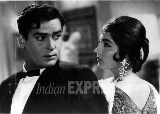Photos Sadhana Unseen Pictures Of Bollywood S Timeless