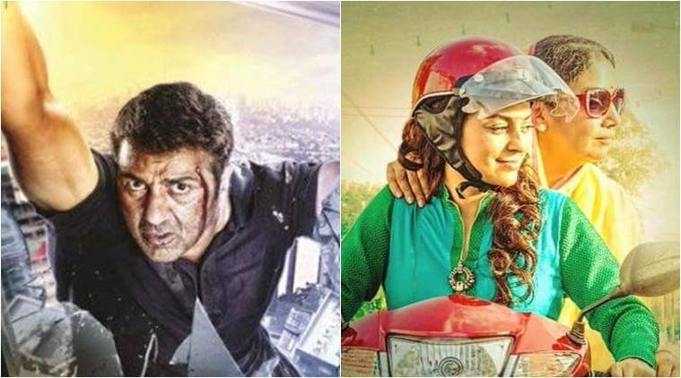 Sunny Deol's 'Ghayal Once Again' will release with Juhi Chawla, Shaban Azmi, Zarina Wahab, Divya Dutta's 'Chalk n Duster' on January 15.