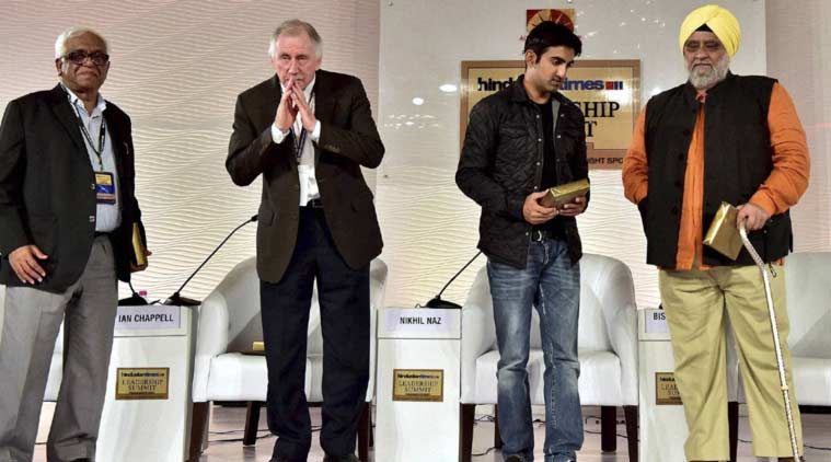 BCCI, India cricket, cricket India, india cricket team, bcci india, bcci cricket, ian chappell, chappell, gautam gambhir, gambhir, ht leadership summit, cricket news, cricket